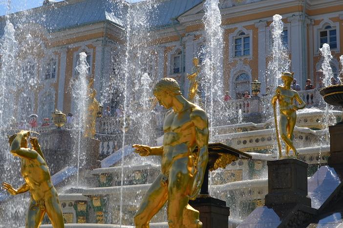 Eternal Sunshine Kempinski St Petersburg
