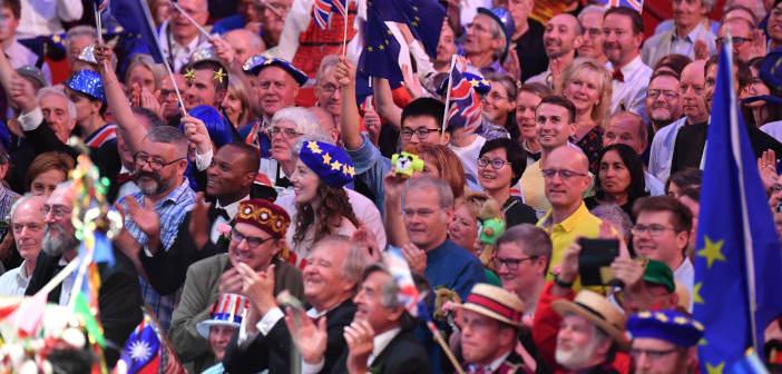 Flying the Flag: BBC Proms 2019