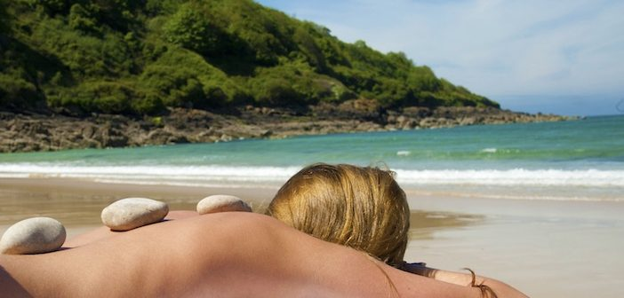 Spa of the Month: Carbis Bay, Cornwall