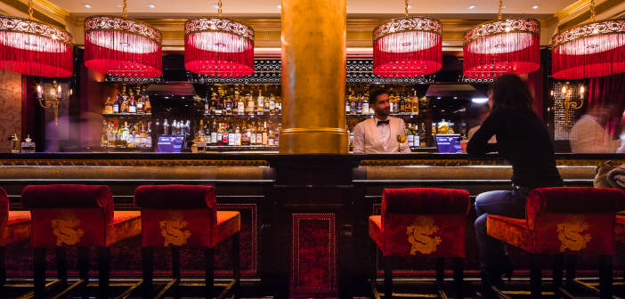 Park Chinois: Where East Meets West End