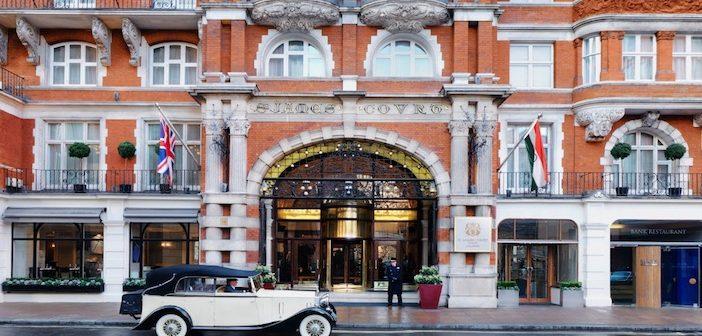 Celebrating Travel: St James Hotel & Club