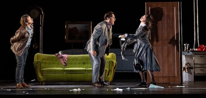Don Pasquale at the Royal Opera House