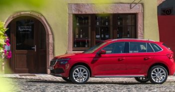 On the Road in Alsace with the Skoda Kamiq