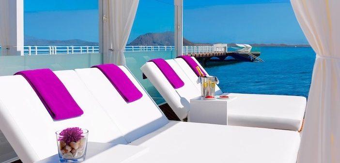 Spa of the Month: Atlantis Bahia Real, Fuerteventura