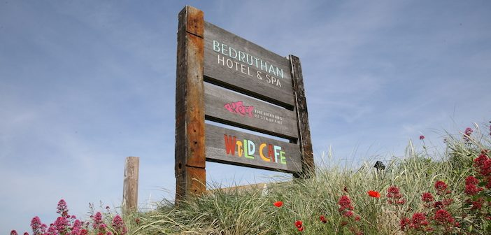 Spa of the Month: Bedruthan, Cornwall