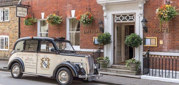 The Eastbury Hotel, Sherborne, Dorset