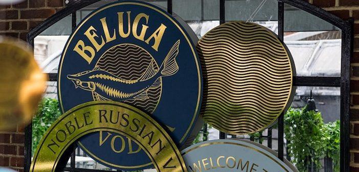 Beluga Terrace at Harvey Nichols
